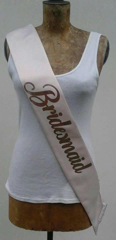 bridesmaid--satin-sash-blush--rose-gold-