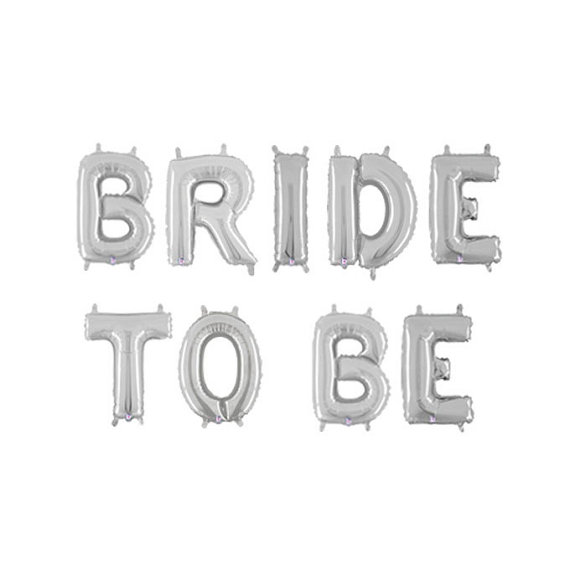 bride-to-be--foil-balloon--silver-