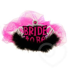 &quotbride-to-be&quot-tiara-and-veil-