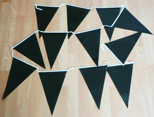 bunting-flags--paper--black-3mt-