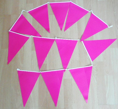 bunting-flags--paper--pink-3mt-