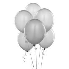 balloons--silver--6-pack-