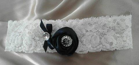 lace--rose--garter-