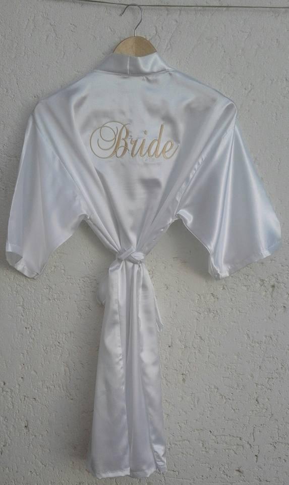 satin-robe