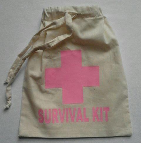 &quotsurvival-kit&quot--drawstring-bag-