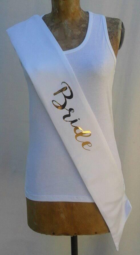 satin-sash--white-with-metallic-gold-bride-