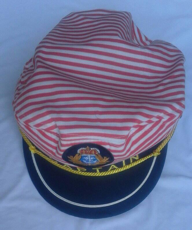 sailor--captains-hat--red-&amp-white-stripe